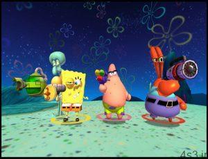 6 300x229 - دانلود SpongeBob SquarePants: Plankton's Robotic Revenge XBOX 360, PS3 - بازی باب اسفنجی برای ایکس باکس ۳۶۰ و پلی استیشن ۳