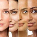 آرایش مناسب برای انواع پوست ها سایت 4s3.ir