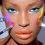 آرایش مناسب برای هر رنگ پوست سایت 4s3.ir