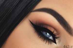 آرایش چشم برای میهمانی های شب را اینگونه انجام دهید سایت 4s3.ir