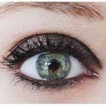 آموزش آرایش چشم دودی به همراه سایه اکلیلی سایت 4s3.ir