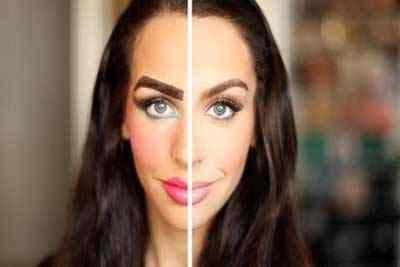 این آرایش ها صورت تان را زشت می کند، مراقب باشید! سایت 4s3.ir