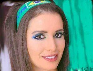 بیوگرافی آن ماری سلامه بازیگر لبنانی سایت 4s3.ir