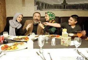 بیوگرافی مهران رجبی بازیگر مهربان    همسر و فرزندانش سایت 4s3.ir