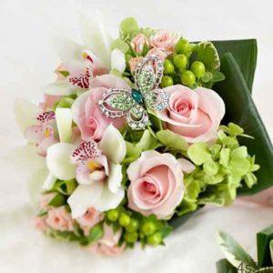 ترکیب رنگهای ایده آل برای مراسم عروسی در بهار سایت 4s3.ir