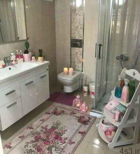 جدیدترین تزیینات حمام و دستشویی عروس سایت 4s3.ir