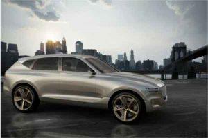 جنسیس GV80؛ خودروی SUV لوکسی مجهز به سوخت هیدروژنی سایت 4s3.ir