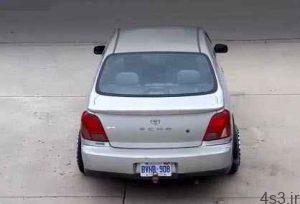 خودروهایی که هیچ وقت مشکل پارکینگ ندارند  فیلم سایت 4s3.ir