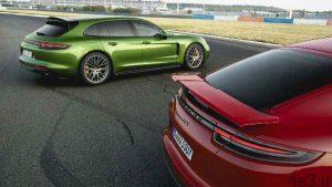 خودروهای جدید پورشه رونمایی شدند (+تصاویر) سایت 4s3.ir