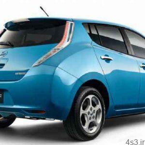 خودروی برقی نیسان در رقابت با تسلا سایت 4s3.ir