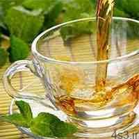 دمنوش گیاهی برای کاهش دردهای دوران قاعدگی سایت 4s3.ir