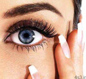 روشهای سریع برای آرایش چشم و ابرو سایت 4s3.ir