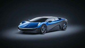 رونمایی از یک خودروی تمام الکتریکی سوئیسی سایت 4s3.ir