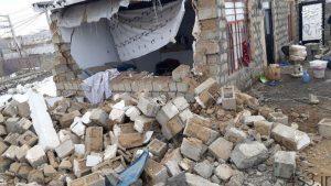 زلزله ای به بزرگی ۵.۷ ریشتر قطور خوی را لرزاند سایت 4s3.ir