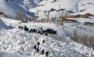 سقوط بهمن در «دایکندی» افغانستان جان 21 نفر را گرفت سایت 4s3.ir