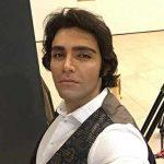 شهاب شادابی بازیگر و مدل ایرانی سایت 4s3.ir