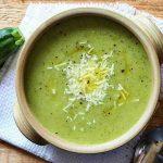 طرز تهیه سوپ کدو سبز سایت 4s3.ir