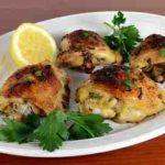 طرز تهیه مرغ طعم دار شده با سس کاری سایت 4s3.ir