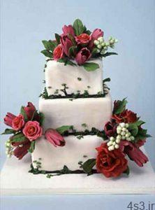 عکس کیک عروسی - سری دوم سایت 4s3.ir