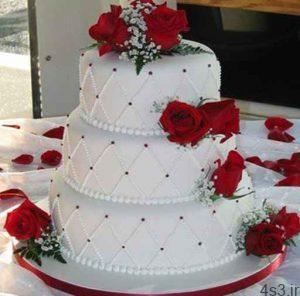 عکس کیک عروسی - سری ششم سایت 4s3.ir