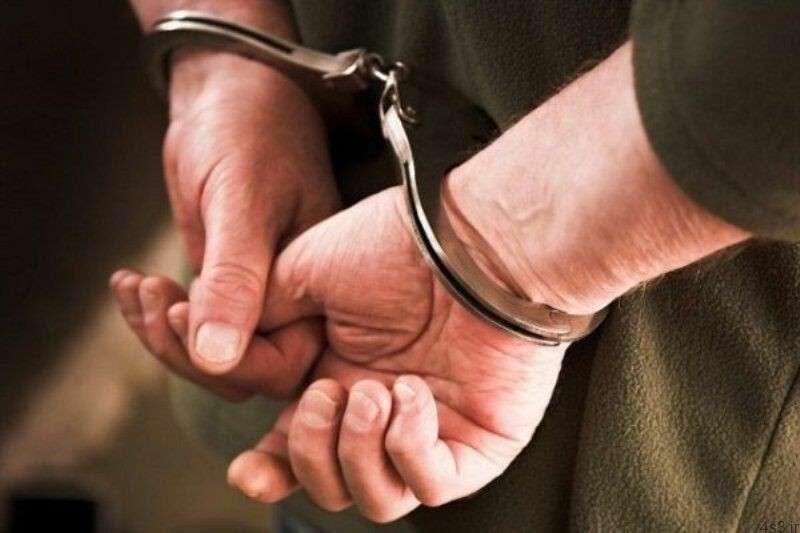 قاتل فراری در دزفول دستگیر شد سایت 4s3.ir