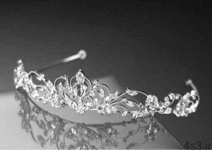 مدل تاج های عروسی خاص و زیبا جدید سایت 4s3.ir