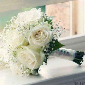 مدل دسته گل عروس جدید سایت 4s3.ir