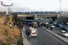 مردی با سقوط از پل لاله جان باخت سایت 4s3.ir