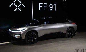 معرفی سریعترین خودروی الکتریکی جهان+تصاویر سایت 4s3.ir