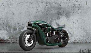 موتورسیکلت هارلی دیویدسون در آینده سایت 4s3.ir