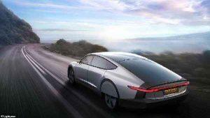نخستین خودروی خورشیدی دوربرد جهان رونمایی شد سایت 4s3.ir