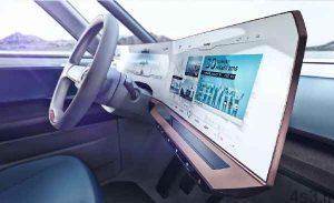 نسل آینده سیستم اطلاعات و سرگرمی فولکسواگن با همکاری LG سایت 4s3.ir