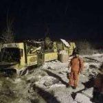 کشتههای واژگونی اتوبوس مسافری در زنجان به چهار نفر رسید سایت 4s3.ir