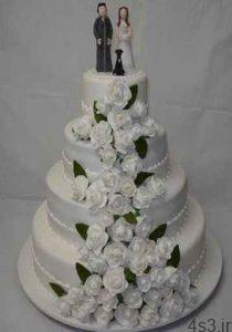 کیک های عروسی فانتزی سایت 4s3.ir