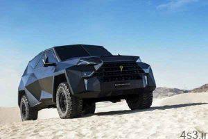گران قیمت ترین خودروی شاسی بلند جهان تولید شد سایت 4s3.ir