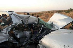 ۴ کشته و ۵ مصدوم در دو حادثه ترافیکی خوزستان سایت 4s3.ir