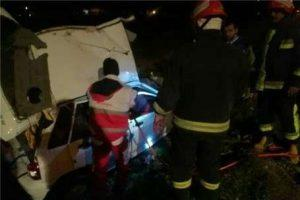 ۶ کشته در حادثه رانندگی شرق گلستان سایت 4s3.ir