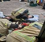 85 نفر بر اثر نشت گاز درتالار عروسی مسموم شدند سایت 4s3.ir
