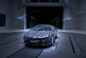 BMW اولین تصاویر i8 جدید و کروک را منتشر کرد +عکس سایت 4s3.ir