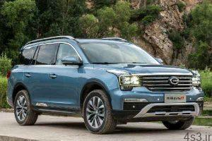 SUV ترامپچی GS8 محصول گوانگژو آمادهٔ عرضه در بازار چین است سایت 4s3.ir