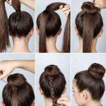 آموزش مدل مو دخترانه سایت 4s3.ir