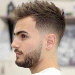 انتخاب مدل مو مردانه بر اساس فرم صورت سایت 4s3.ir