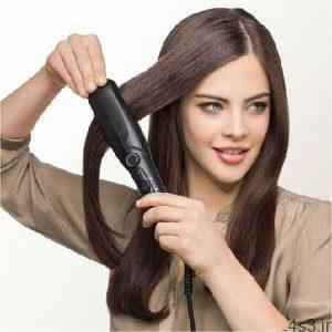 اگر می خواهید موهایتان را حرفه ای صاف کنید! سایت 4s3.ir