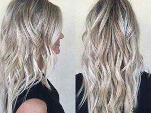 ایده هایی برای رنگ موی بلوند دودی سایت 4s3.ir