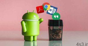این برنامه های غیر ضروری اندروید را از دستگاه خود پاک کنید! سایت 4s3.ir
