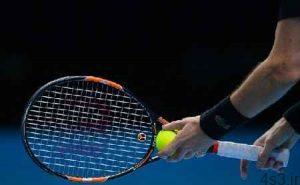 بازی تنیس احتمال مرگ را کاهش میدهد سایت 4s3.ir