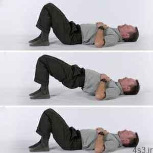 کاهش دردکمر با تمرینات ورزشی (+تصاویر) سایت 4s3.ir