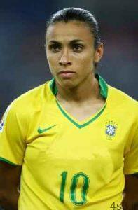 بیوگرافی مارتا ویرا داسیلوا بهترین فوتبالیست زن جهان سایت 4s3.ir