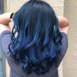 ترکیب رنگ مو و تصاویری از رنگ موی مشکی پرکلاغی سایت 4s3.ir