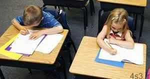 تفاوت درس خواندن دخترها و پسرها سایت 4s3.ir